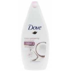 Dove Coconut Milk Shower Gel